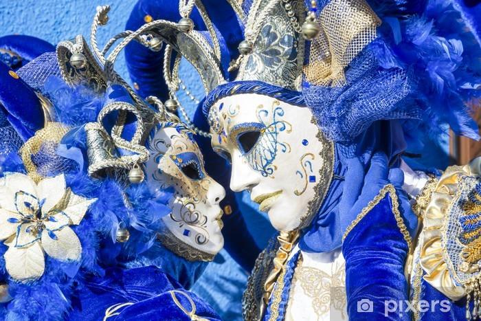 Fototapeta winylowa Karnawał w Wenecji - Miasta europejskie