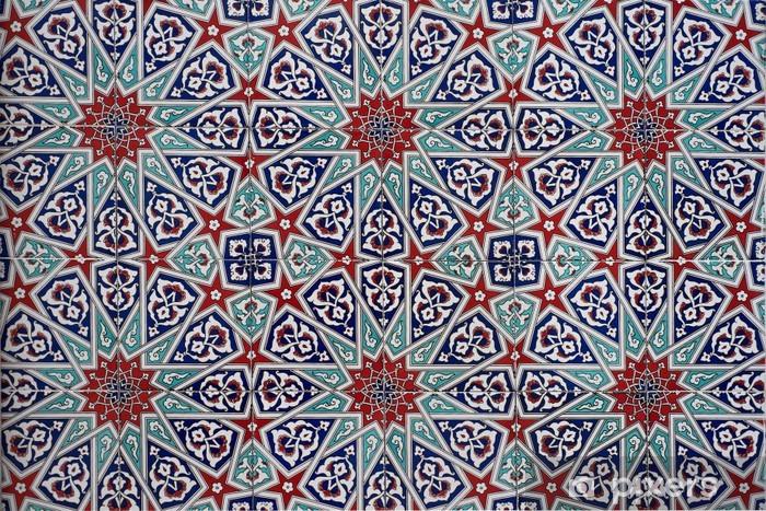 Aufkleber nahtlose mosaik fliesen muster pixers wir for Mosaik aufkleber