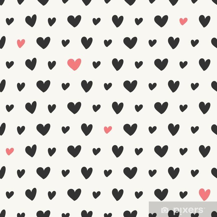 Valentines Day Background Seamless Pattern 2