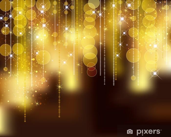 Fotomural Estándar Fondo brilla - Celebraciones internacionales