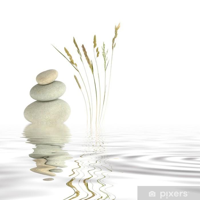Naklejka Pixerstick Zen Peace - Religie