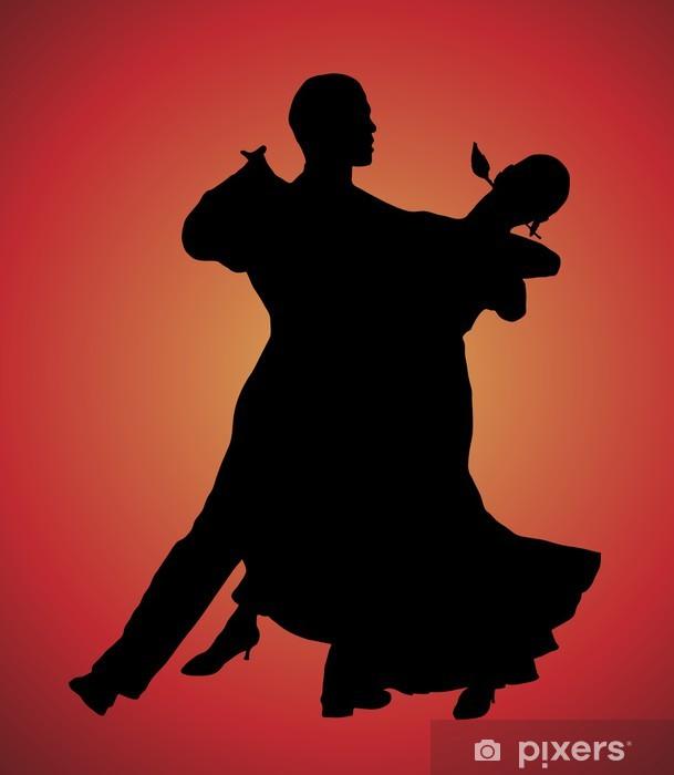 Fototapeta winylowa Tango 1 - Tematy