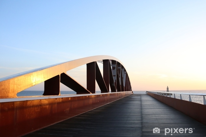 Fototapeta zmywalna Most - Podróże