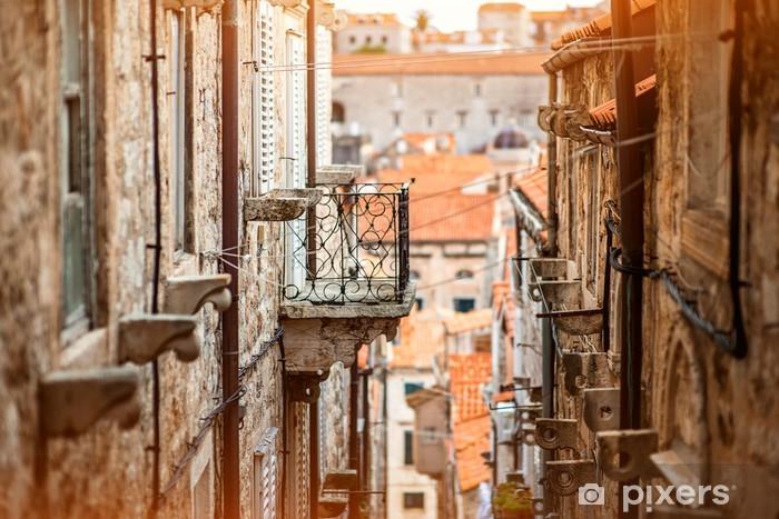 Fotomural Estándar Dubrovnik Old City - Urbano