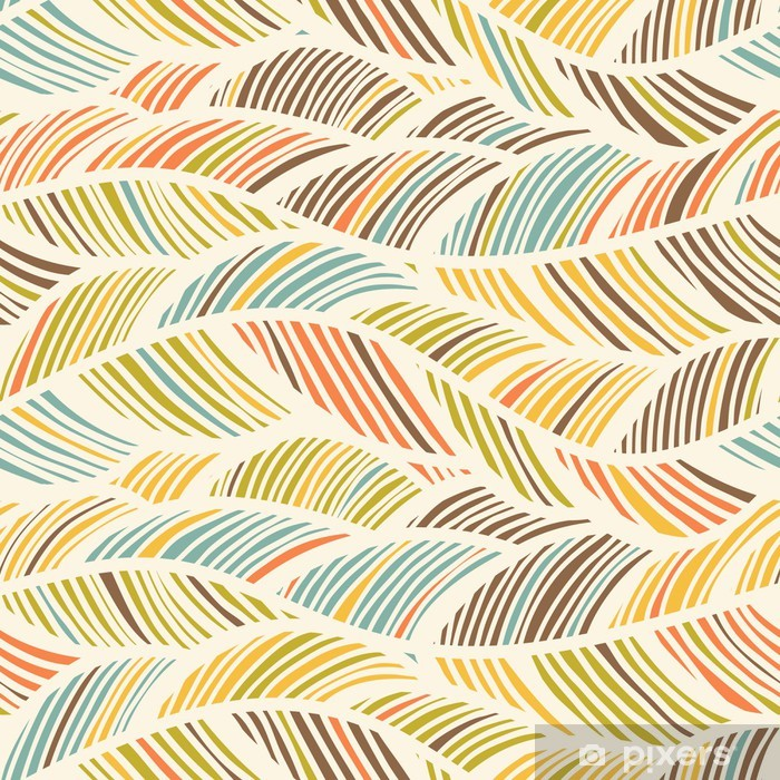 Papier peint vinyle Abstract Pattern - Arrière plans