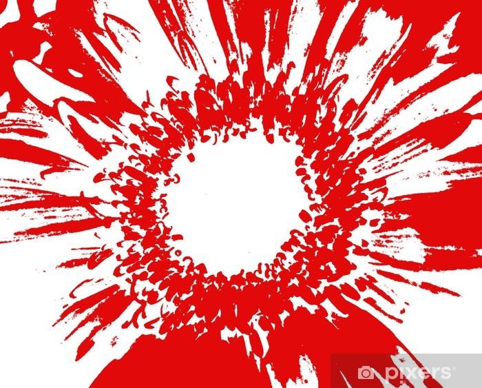 Vinyl-Fototapete Background grunge - Hintergründe
