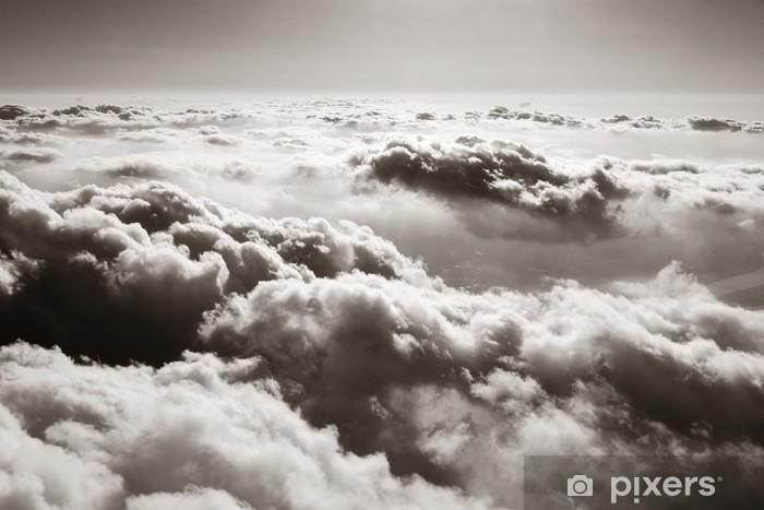 Cloudscape Pixerstick Sticker - Styles