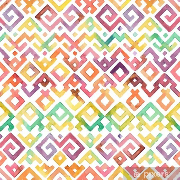Ethnic Ornament Pixerstick Sticker - Graphic Resources