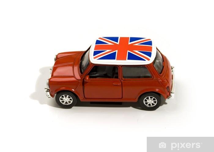 Jouet De Britannique Drapeau Avec Papier Peint Voiture Le Rouge dCBhxtQsr