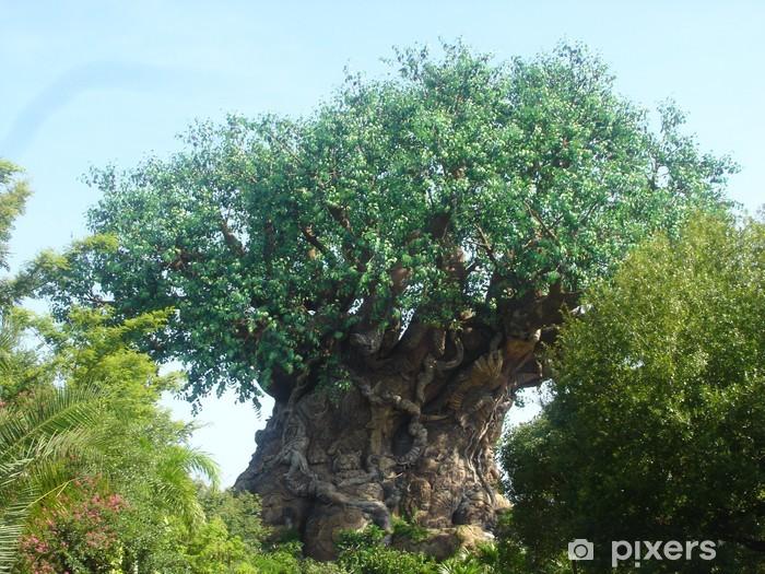 Nálepka Pixerstick Velký strom - Stromy