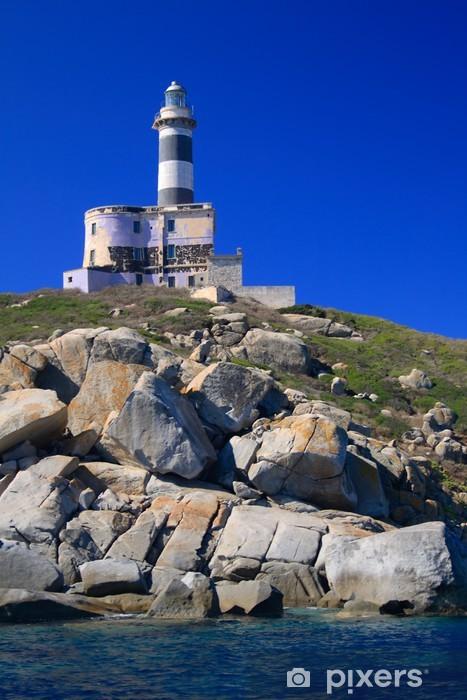 Naklejka Pixerstick Wyspie Faro kapusty - Villasimius - Cagliari - Europa