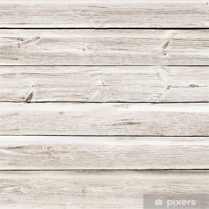 Tavolo Con Tavole Di Legno.Carta Da Parati In Vinile Struttura Di Legno Chiaro Con Tavole Orizzontali O Da Tavolo Da Pavimento