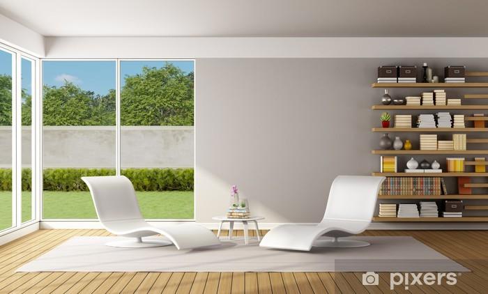 Fototapete Modern living room