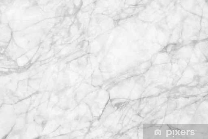 Papier peint vinyle Marbre blanc à motifs texture de fond. Marbles de la Thaïlande, marbre naturel abstrait noir et blanc (gris) pour la conception. - Ressources graphiques