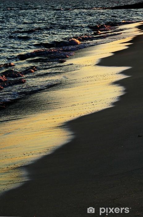 Fototapeta winylowa Gdzie al tramonto - Niebo