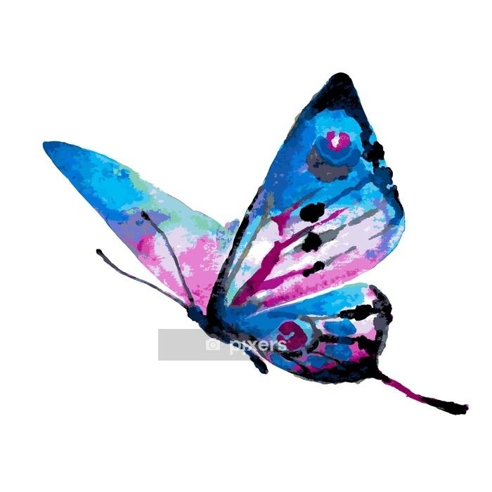 Duvar Çıkartması Kelebekler tasarım - Hayvanlar
