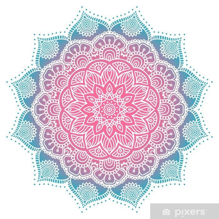 Fototapeta zmywalna Mandala - Tekstury