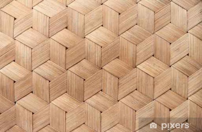 Vinylová fototapeta Bambusové textury pozadí - Vinylová fototapeta