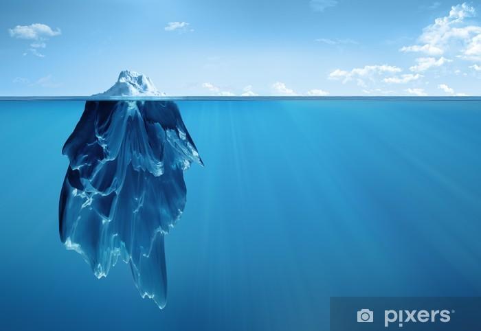 iceberg underwater wall mural  u2022 pixers u00ae  u2022 we live to change