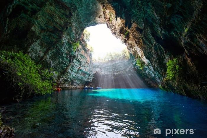 Zelfklevend Fotobehang Cephalonia - Landschappen