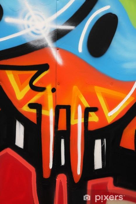 Vinylová fototapeta Graffiti - Vinylová fototapeta