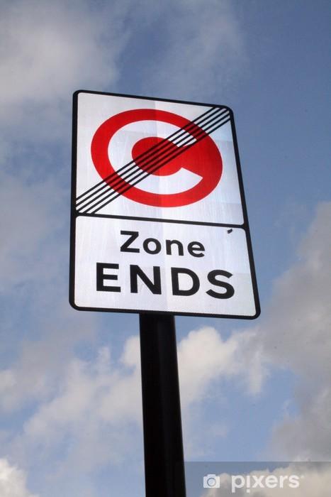 Carta da Parati in Vinile Congestione zona 4 - Città europee