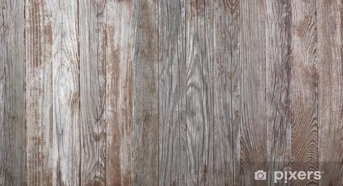 Naklejka Pixerstick Stare tekstury drewna - Tekstury