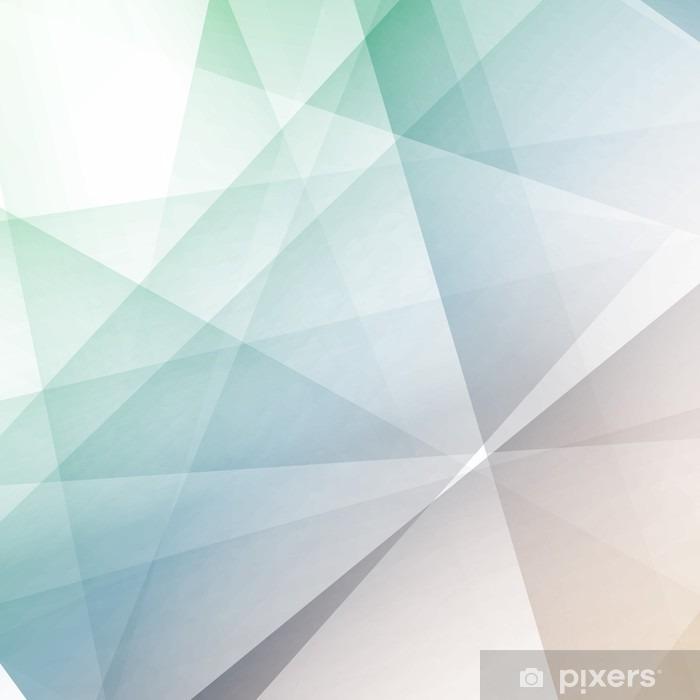 Plakat Hipster nowoczesne przezroczyste tło geometryczne - Zasoby graficzne