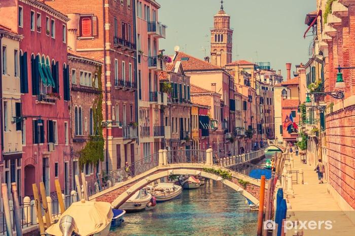 Naklejka Pixerstick Wenecja Architektura - Europa