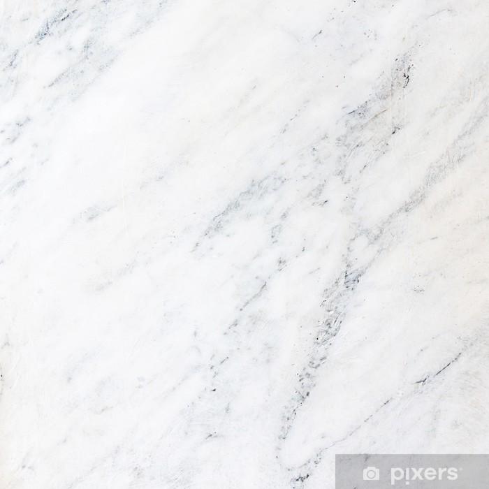 Naklejka na laptopa Biały marmur tekstury tła (wysoka rozdzielczość). - Style