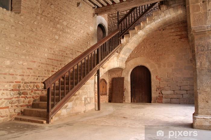 Papier peint Palais des Rois de Majorque, Perpignan, France