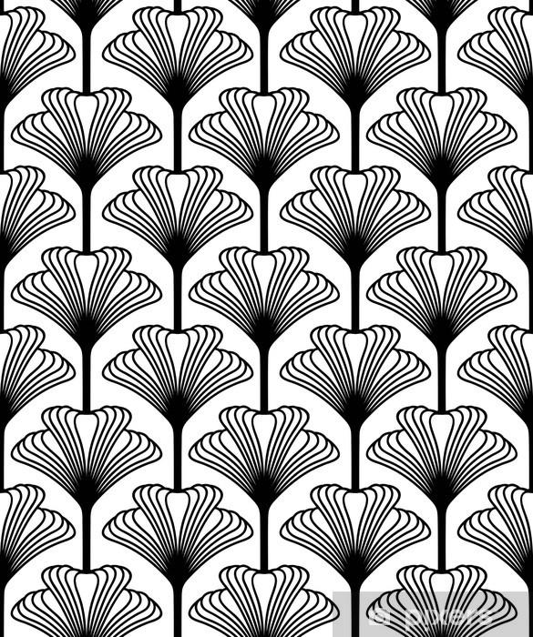 Art Nouveau Carta Da Parati Art Deco.Art Deco Sticker Pixers We Live To Change