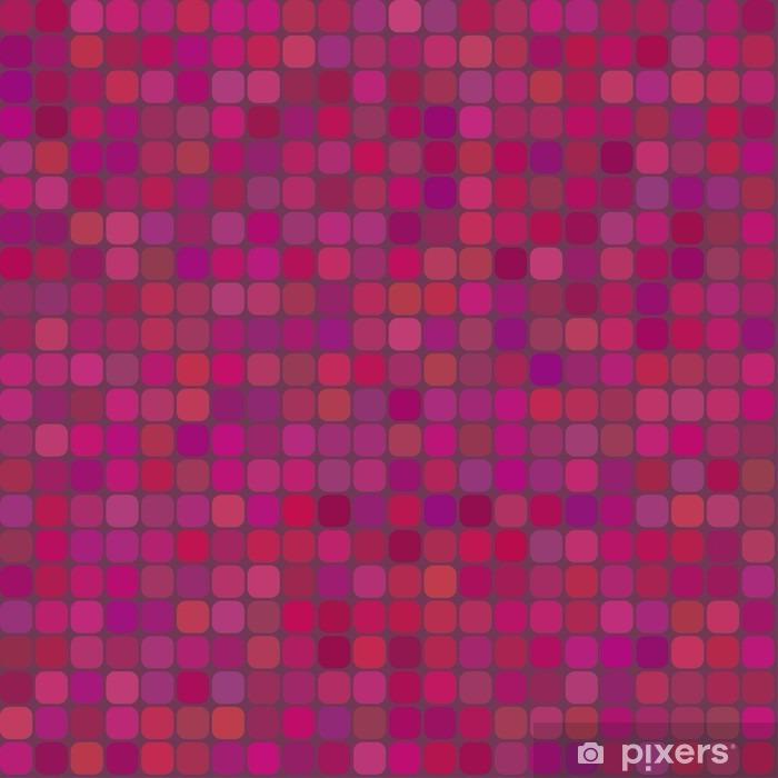 Sticker Pixerstick Fond de mosaïque. - Ressources graphiques