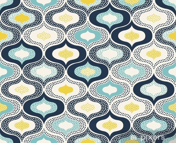 Papier peint vinyle Sans soudure points ornement abstraites pattern__ doodle - Ressources graphiques