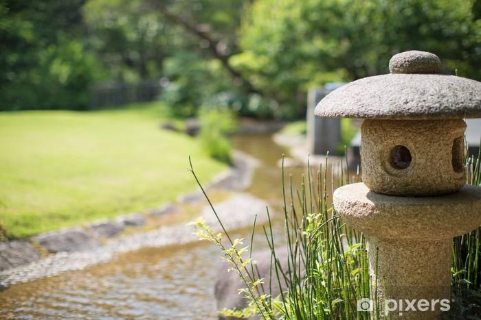 Vinylová fototapeta Japanese garden - Vinylová fototapeta