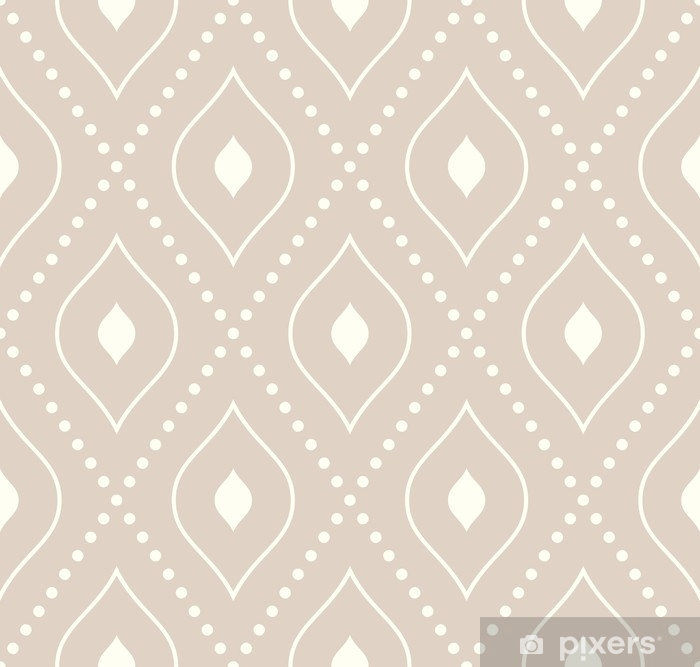 Modern Seamless Pattern Vinyl Wall Mural - Graphic Resources