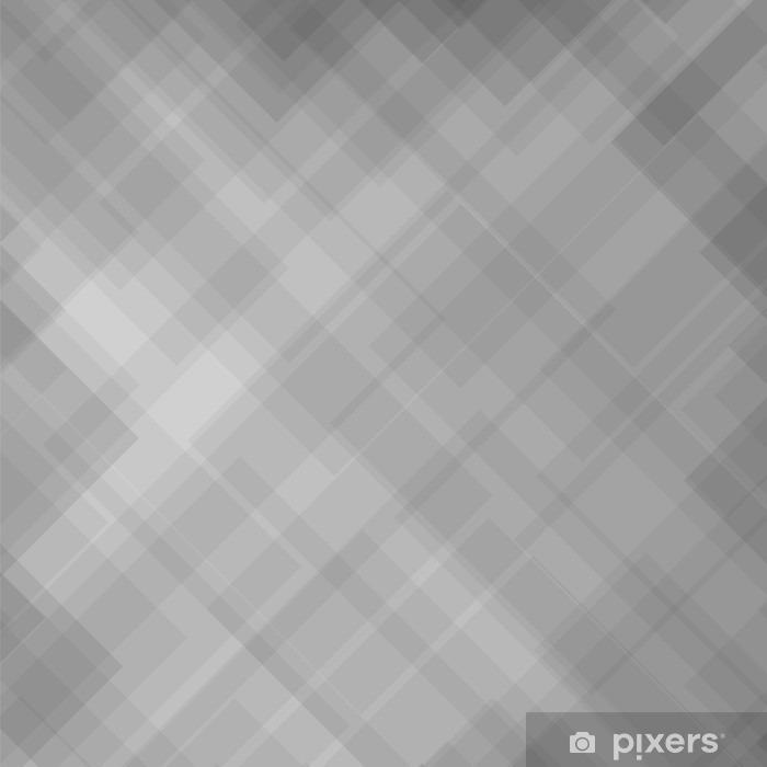Fototapeta winylowa Abstrakcyjny wzór szary - Zasoby graficzne