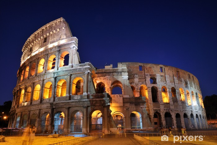 Fototapeta winylowa Koloseum - Tematy