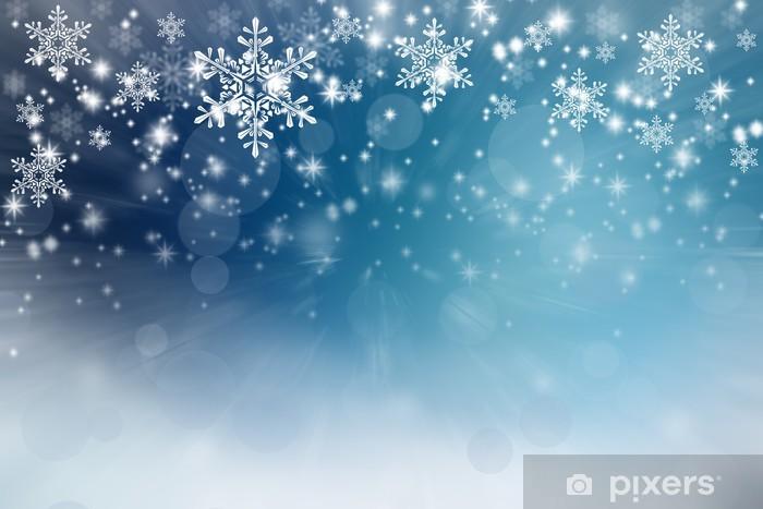 Nálepka Pixerstick Christmas background - Pozadí