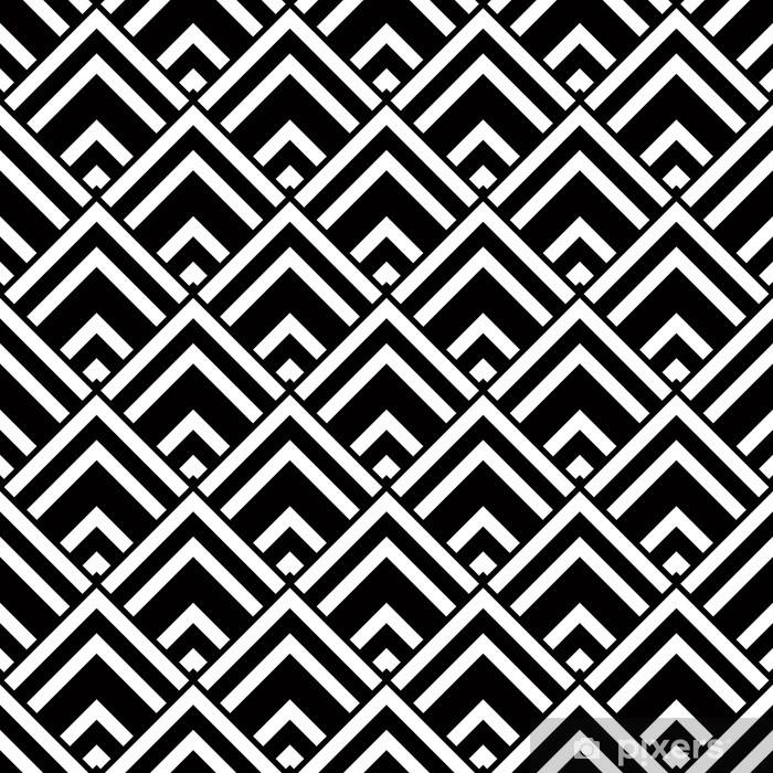 e8104ea632b63 Vinilo Pixerstick Sin fisuras vector de fondo geométrico