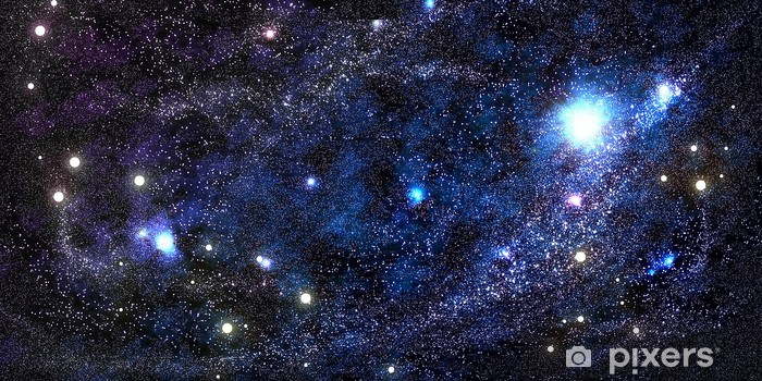 Papier Peint Lespace Galaxie Le Système Solaire Les étoiles
