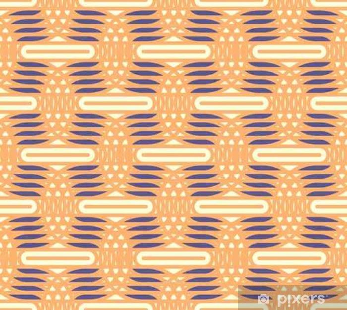 Fototapeta winylowa Geometrycznych bez szwu deseń tła - Zasoby graficzne