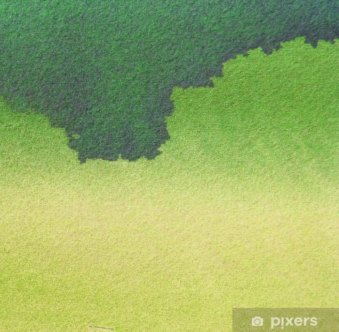 Fototapeta winylowa Abstrakcyjna akwarela wzór tła - Zasoby graficzne