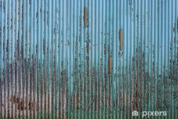 Naklejka Pixerstick Stary peeling farby - Zasoby graficzne