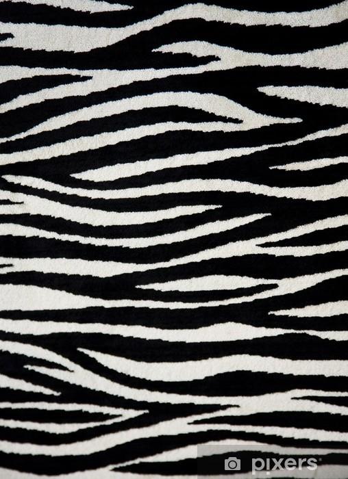 Zebra Fabric Texture Wall Mural Pixers We Live To Change