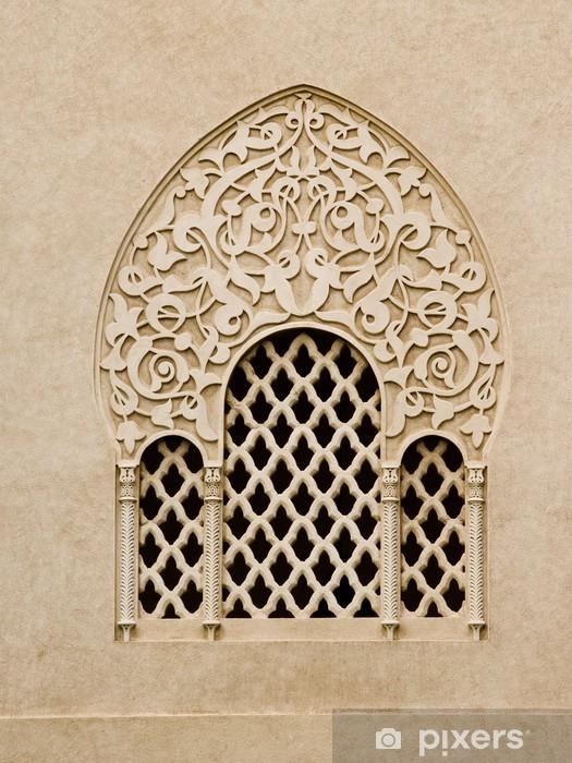 Papier peint vinyle Fenêtre orientale - Thèmes