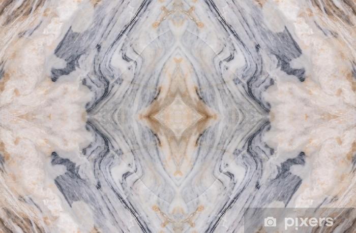 Fotomural Lavable Resumen de mármol patrón de suelo de superficie de textura de fondo - Recursos gráficos