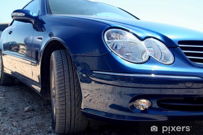 Fototapeta winylowa Niemiecki samochód sportowy luksus - Tematy