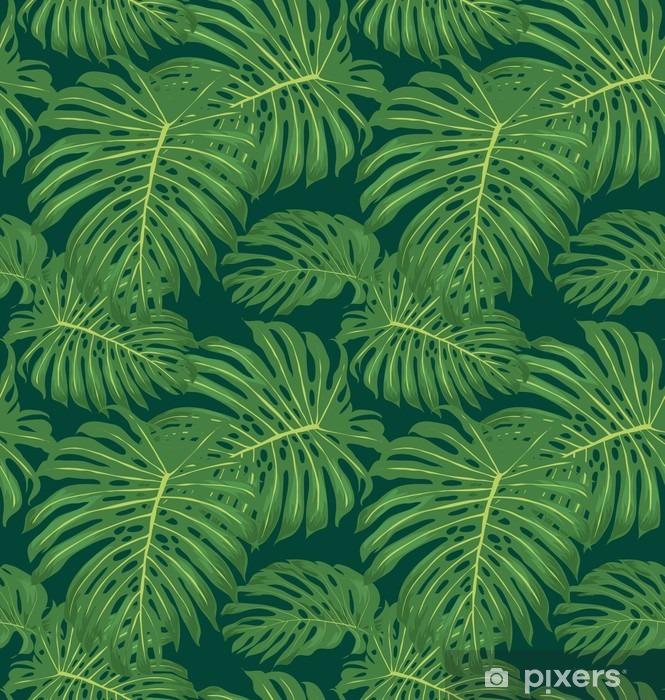 leaf Vinyl Wall Mural - Plants and Flowers