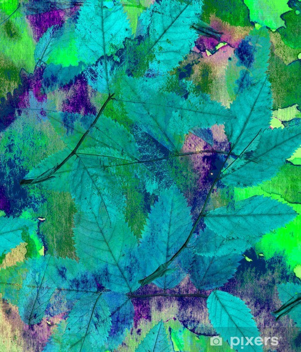Nálepka Pixerstick Velké světlé pozadí. K míchání barev a příroda - iStaging